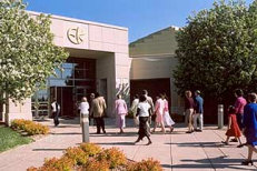 The ECK Spiritual Center in Chanhassen Minnesota